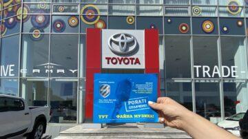 Перший офіційний дилер Toyota в Одесі - Тойота Центр Одеса «Інжпроект» - став клієнтом УЛАСП